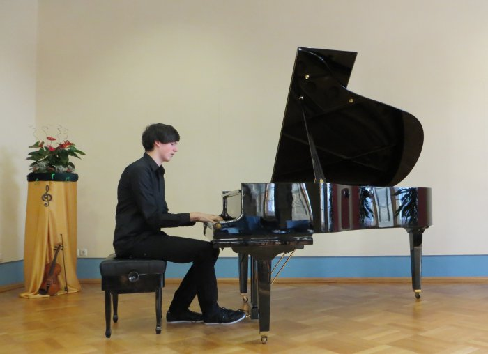 Foto: Musik- und Kunstschule LK SPN; Richard Koal