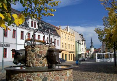 Bullwinkelbrunnen - Lange Strasse